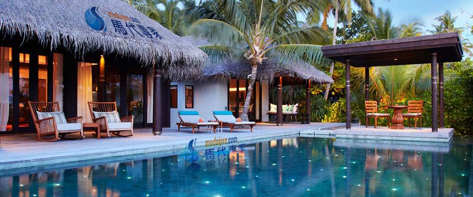 马尔代夫图片,马尔代夫旅游图片,AK|AKV|安娜塔拉吉哈瓦岛,Anantara Kihava Villas