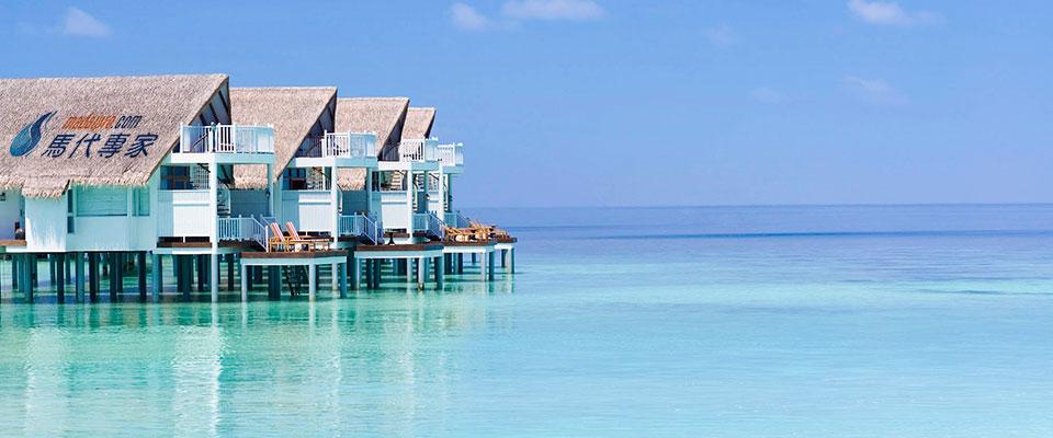 马尔代夫图片,马尔代夫旅游图片,圣塔拉岛|中央格兰德,Centara Grand Island Resort&Spa