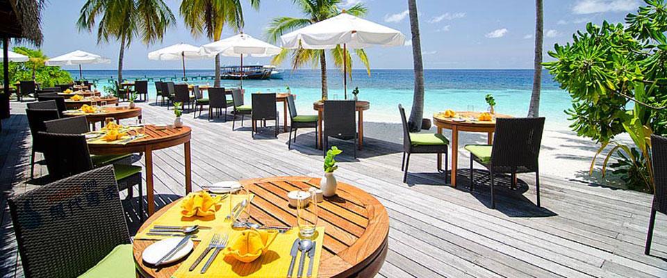 马尔代夫图片,马尔代夫旅游图片,蜜莉喜岛,Mirihi