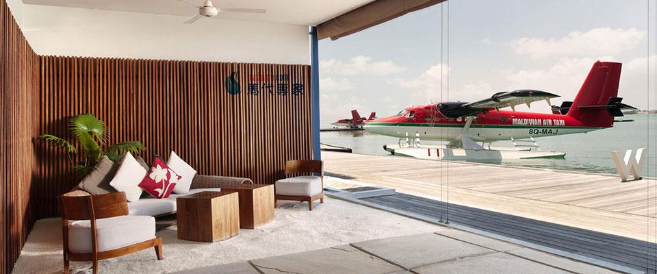 馬爾代夫圖片,馬爾代夫旅游圖片,馬累國際機場島,Male