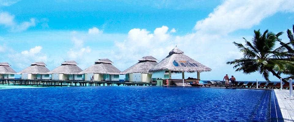 馬爾代夫圖片,馬爾代夫旅游圖片,艾麗湖島|艾拉湖島,Chaaya Reef Ellaidhoo