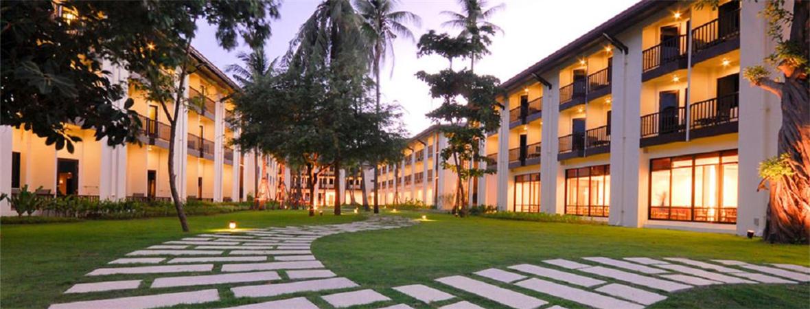马尔代夫图片,马尔代夫旅游图片,苏梅岛波普特海滩宜必思酒店,ibis sa