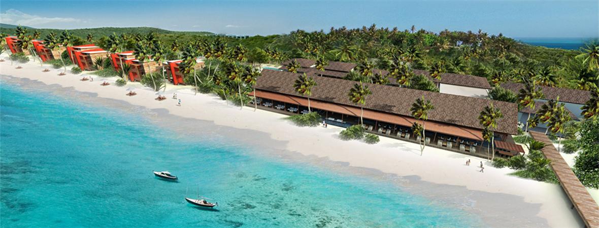 马尔代夫图片,马尔代夫旅游图片,巴洛特酒店,The Barefoot Eco Hotle