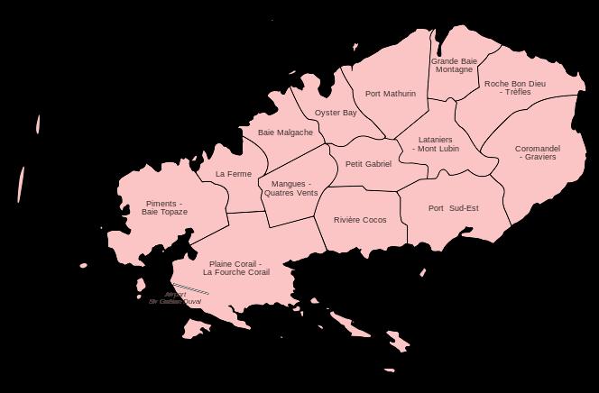 罗德里格斯岛 英文名:rodrigues  首府:port mathurin 面积(km2):104
