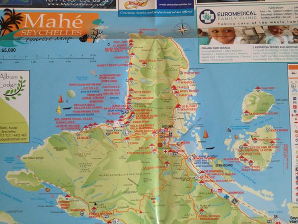 马埃岛:自驾游.布法隆沙滩,悦榕庄海滩,维多利亚必去.