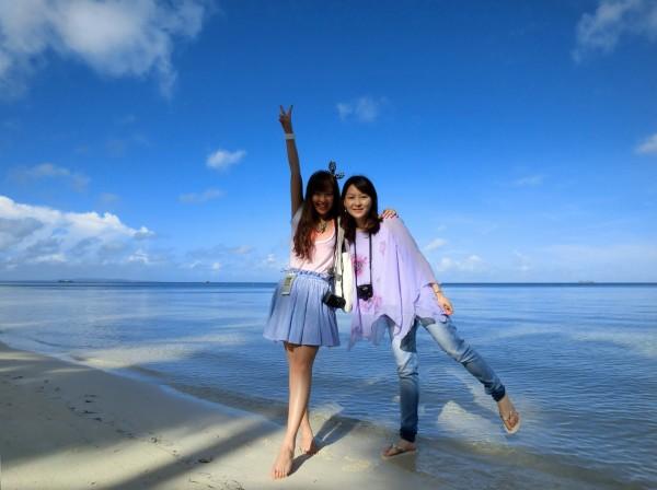 8:14    闺蜜juice(狮子座女生)    麦克海滩    既然是半自由,旅行社